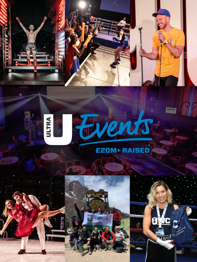 Ultra Events have raised over £22m for cancer charities.